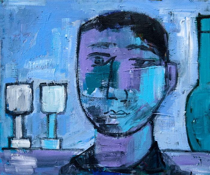 Icon No. 4 By Steve Alderton