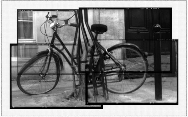 Bike (pinhole)
