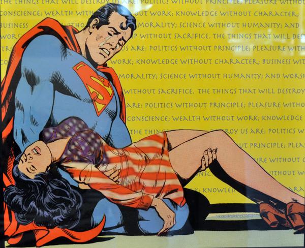 Kryptonite 2012 by Kathryn Circincione