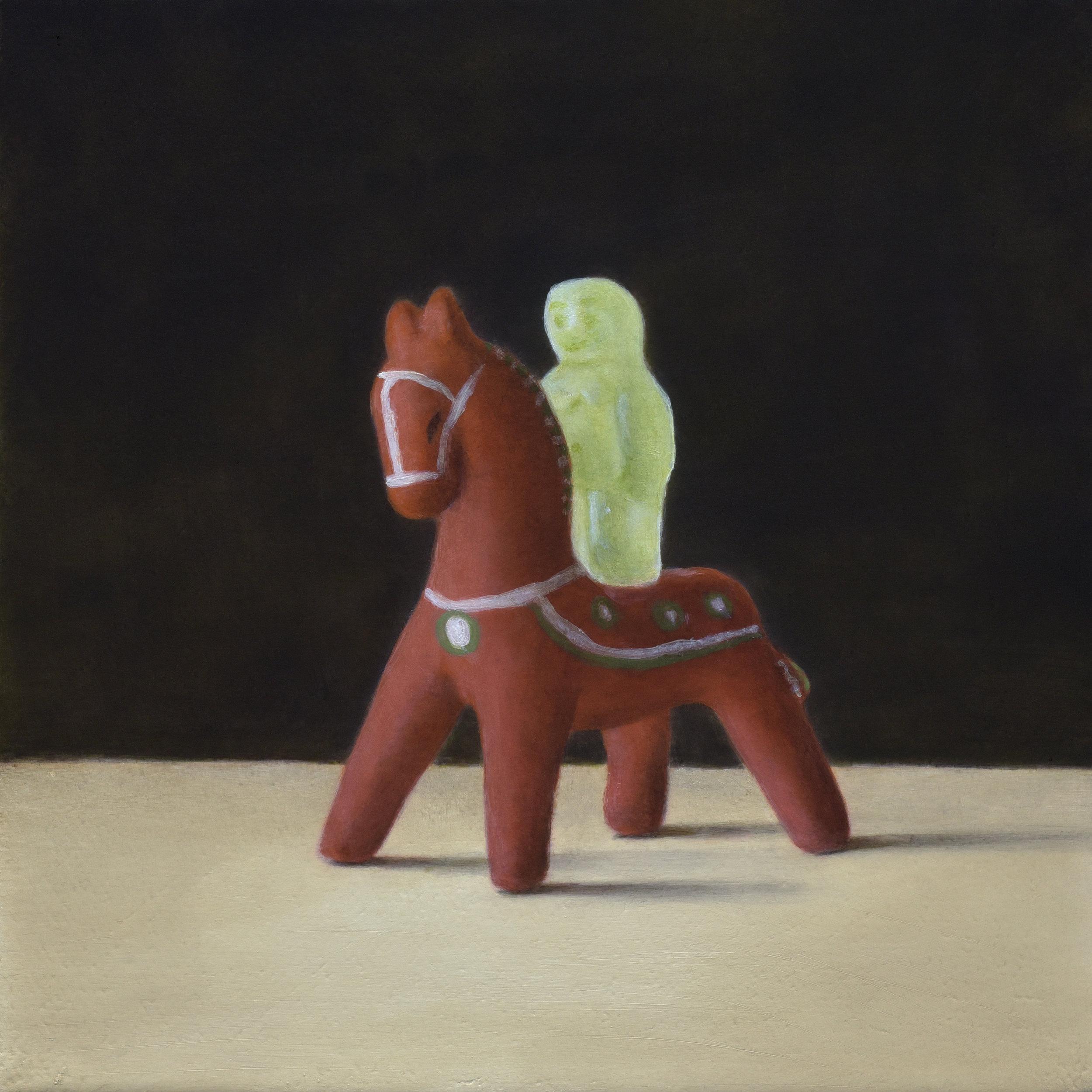 """Gummy Baby Horseriding"""