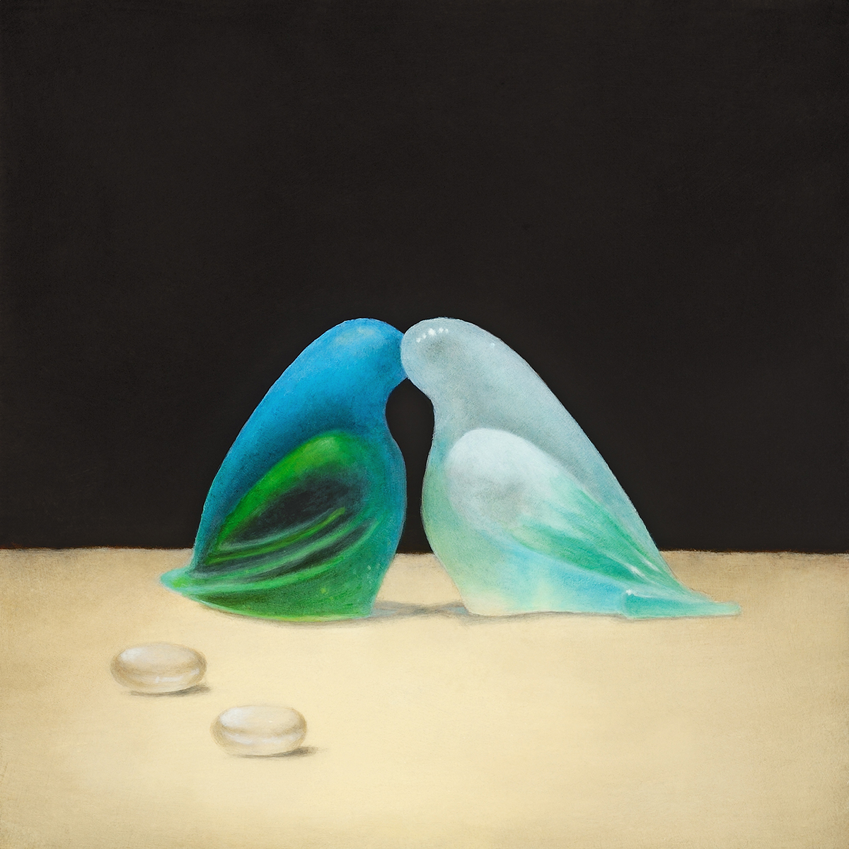 """""""Gossip: Two Glass Birds and Mints"""""""