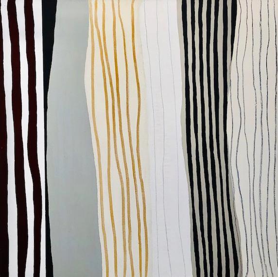 Jeanne Garant,  Draw the Line I