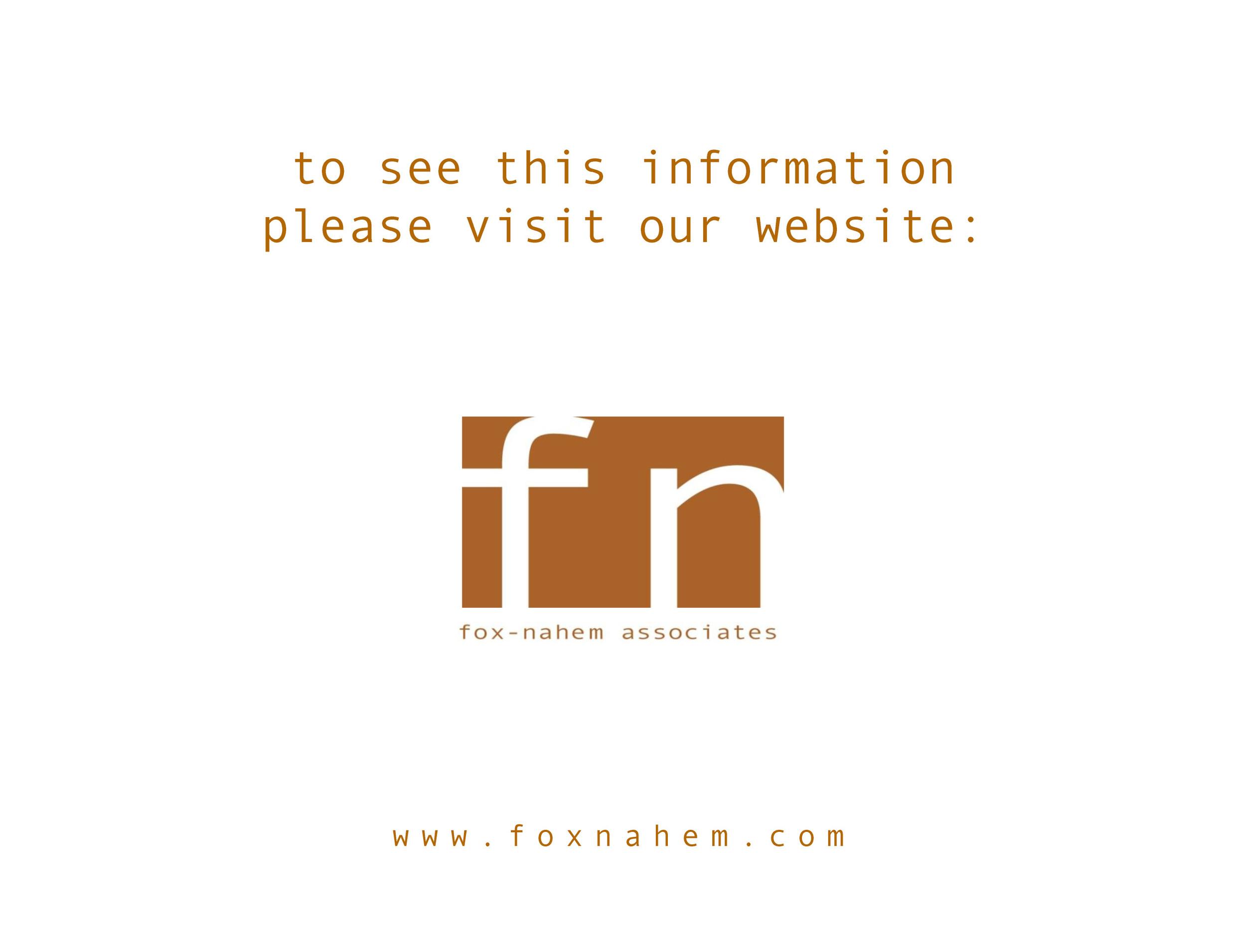 Fox-Nahem Associates