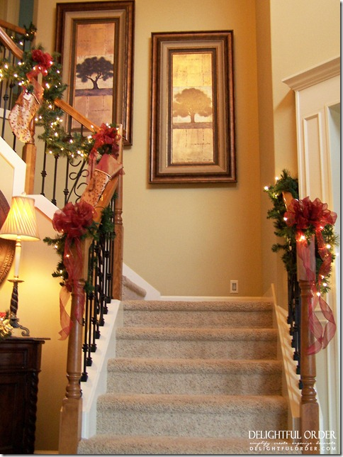 2011 Christmas Decor Home Tour