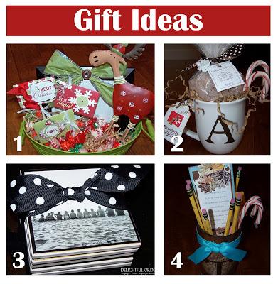 Teacher/Neighbor Gift Ideas