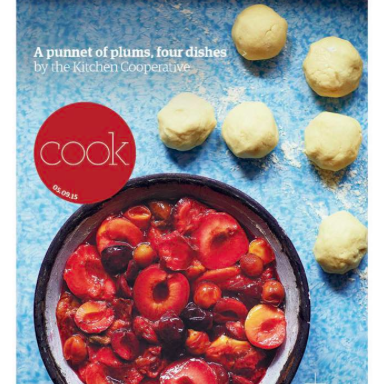 Guardian Cook - A punnet of plums, four dishes