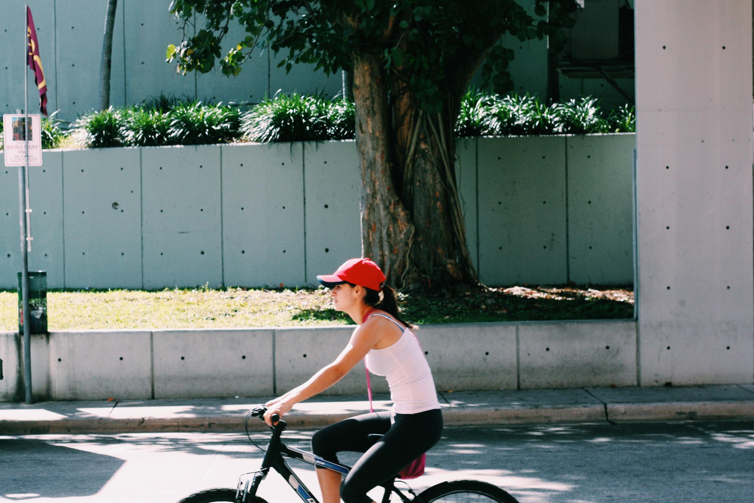 Miami-biking