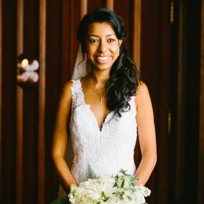 Gomathi, bride
