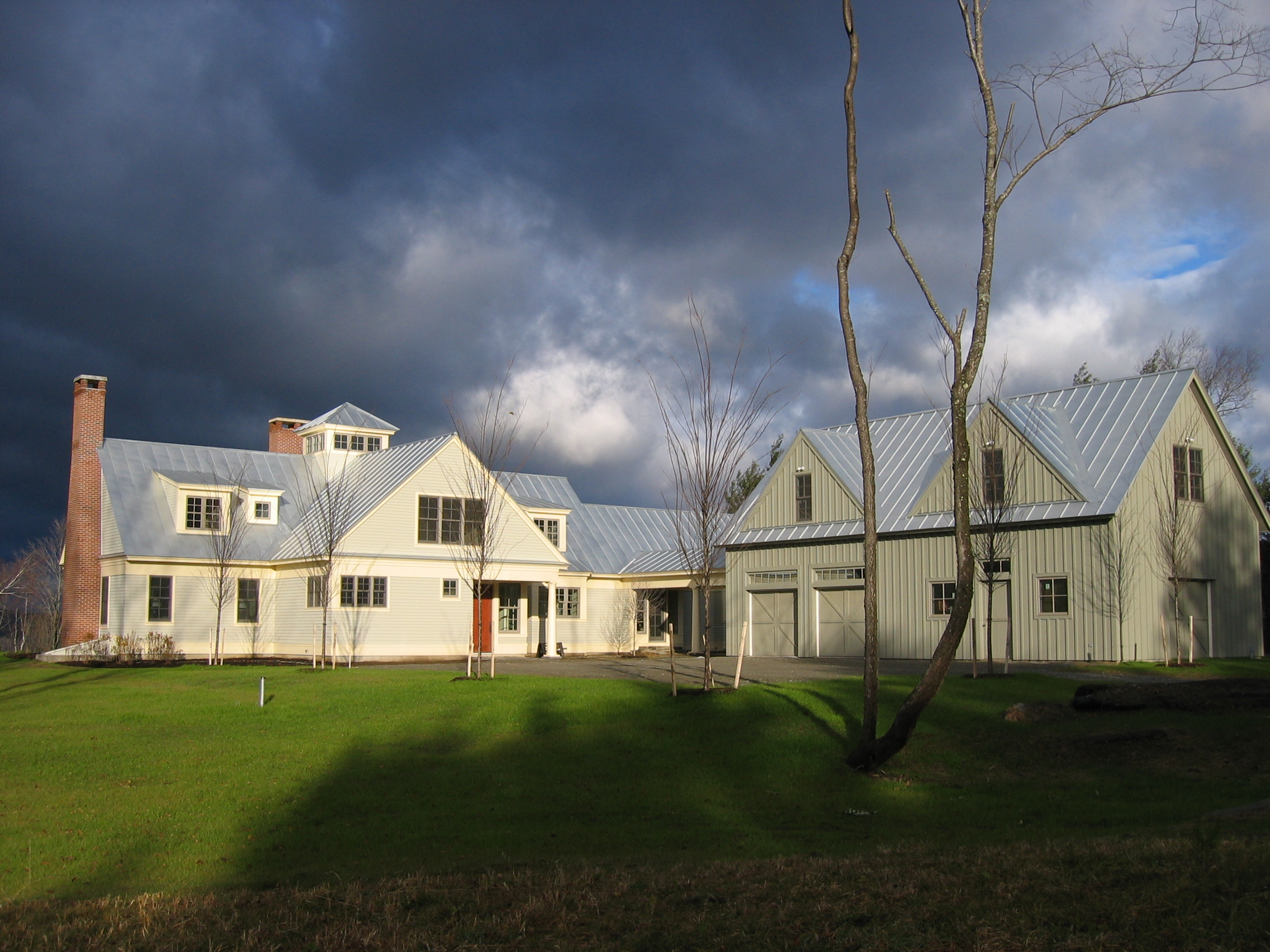 Pomfret Vermont Residence