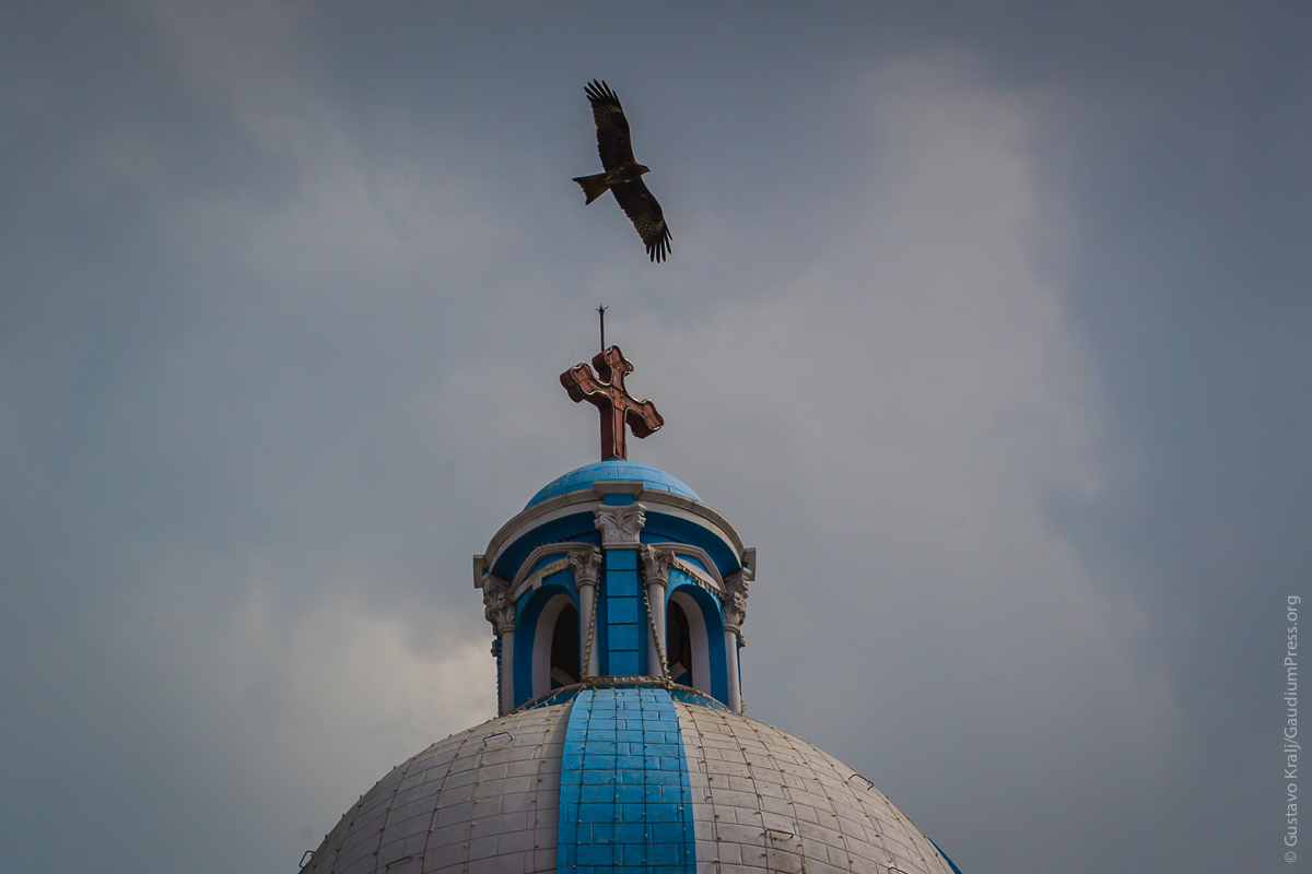Catedral de Bangalore, India. Foto: Gustavo Kralj/Gaudiumpress