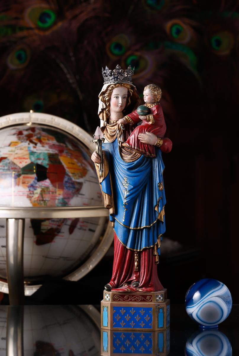 Ntra Sra de Paris - casa de los Heraldos del Evangelio en Toronto, Canada. Foto: Gustavo Kralj/GaudiumpressImages