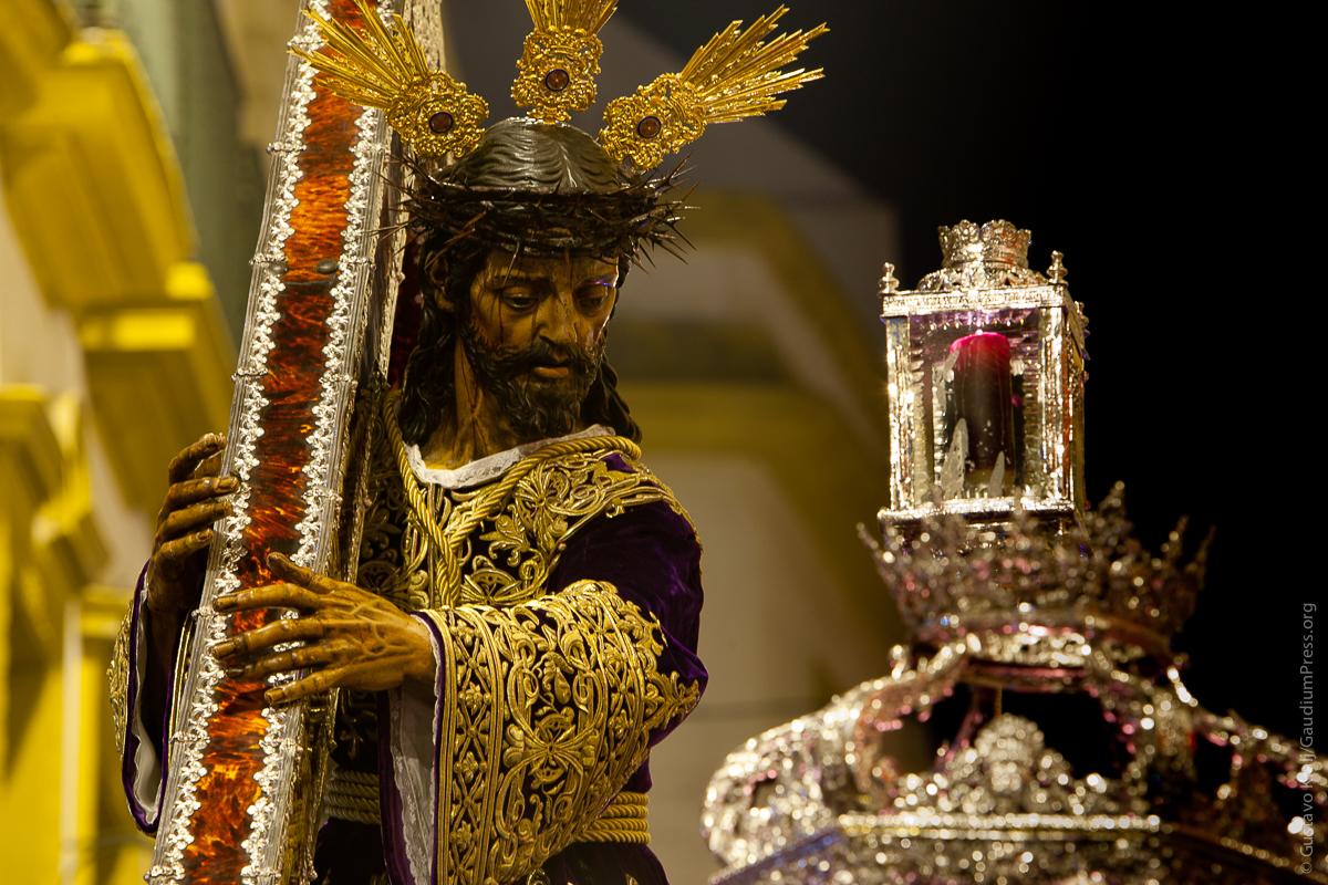 Sevilla: El Señor del Gran Silencio - Foto: Gustavo Kralj/Gaudiumpress