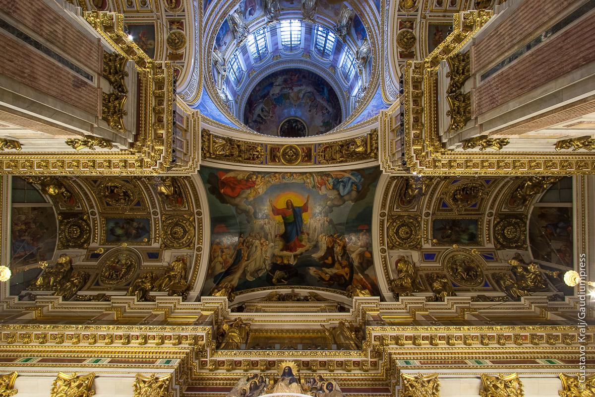San Petesburgo, Rusia: Catedral de San Isaac - Foto: Gustavo Kralj/Gaudiumpress
