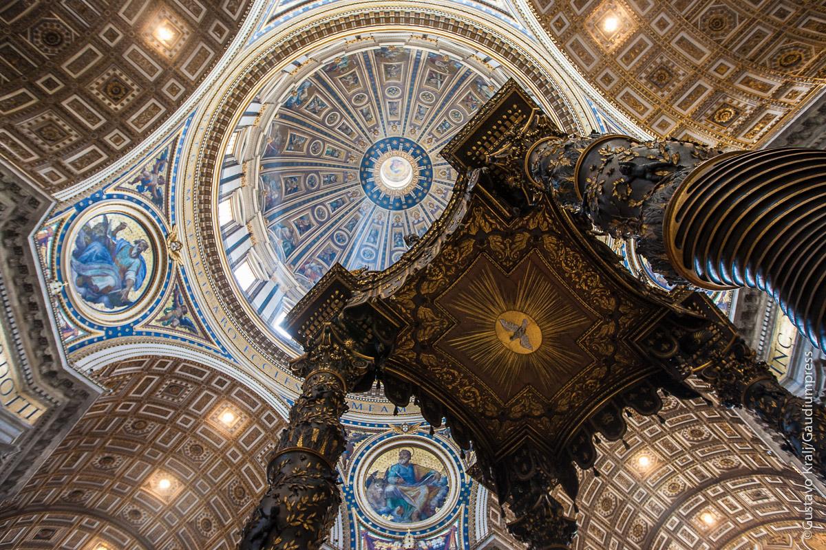 Roma: Basilica de San Pedro. Foto: Gustavo Kralj/Gaudiumpress