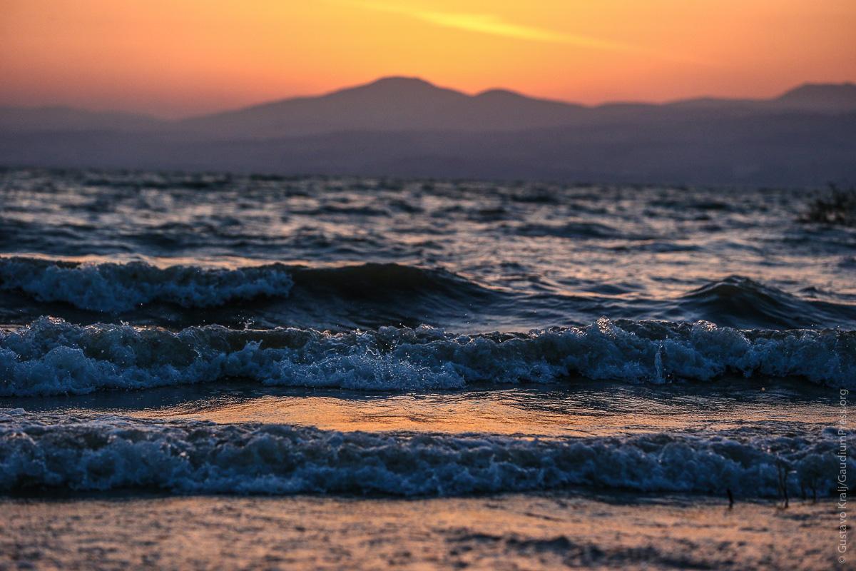 Tierra Santa Mar de Galilea. Foto: Gustavo Kralj/Gaudiumpress