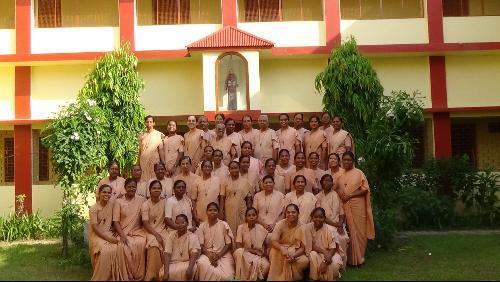 Siervas de María en Varanasi, India. Foto: Siervas de María.