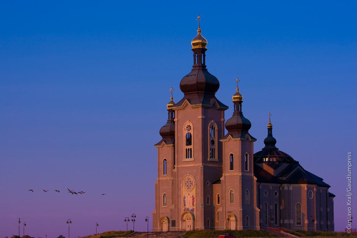 Antigua catedral de la Transfiguración. Toronto, Canada. Foto: Gustavo Kralj/GaudiumpressImages.com