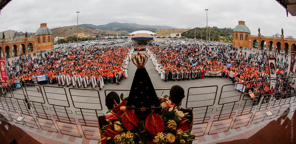 Aparecida, Brasil. Foto: Gustavo Kralj, GaudiumpressImages.com