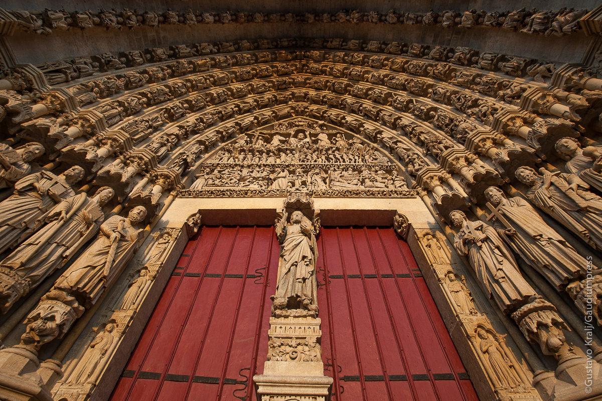 Francia: Catedral de Amiens - Foto: Gustavo Kralj/GaudiumpressImages.com