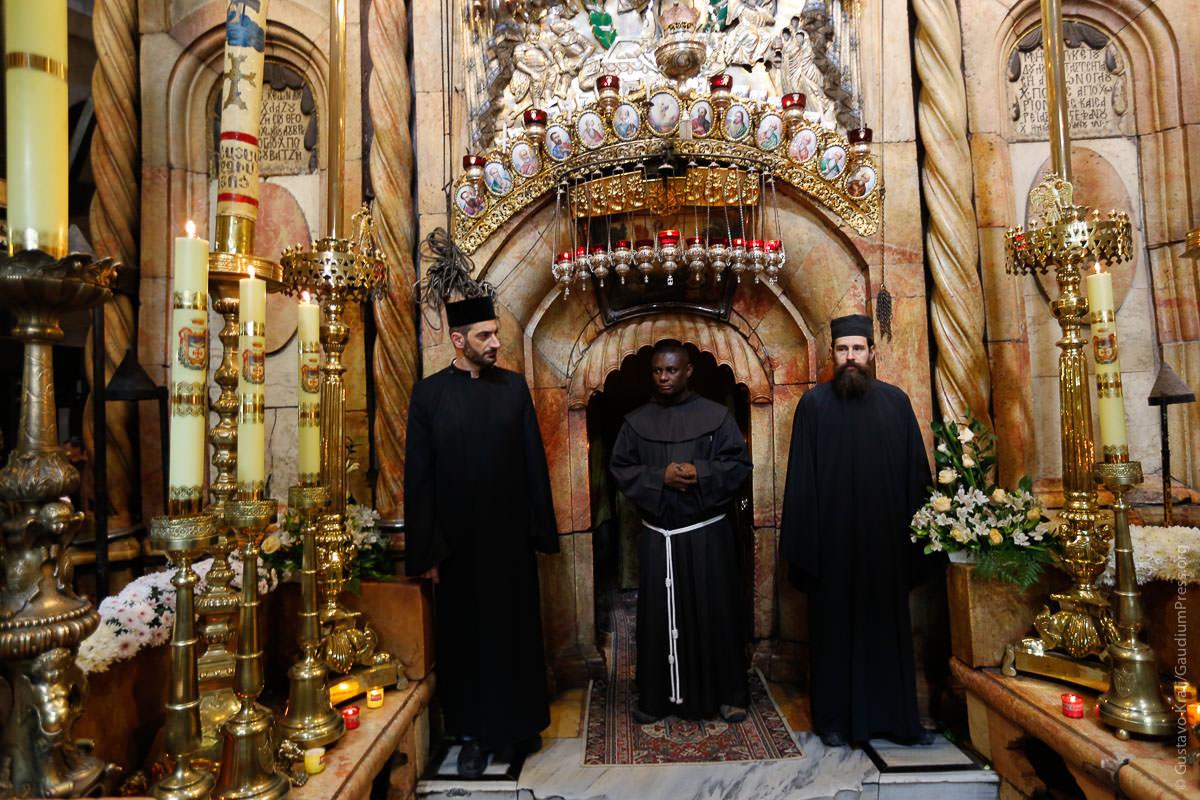 Santo Sepulcro, Tierra Santa. Foto:Gustavo Kralj/GaudiumpressImages.com