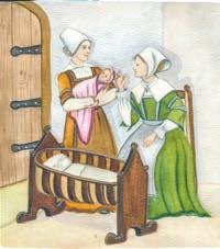 Gretel, la niñera, era una persona de fe e intentaba ayudar a Josefina en su empeño