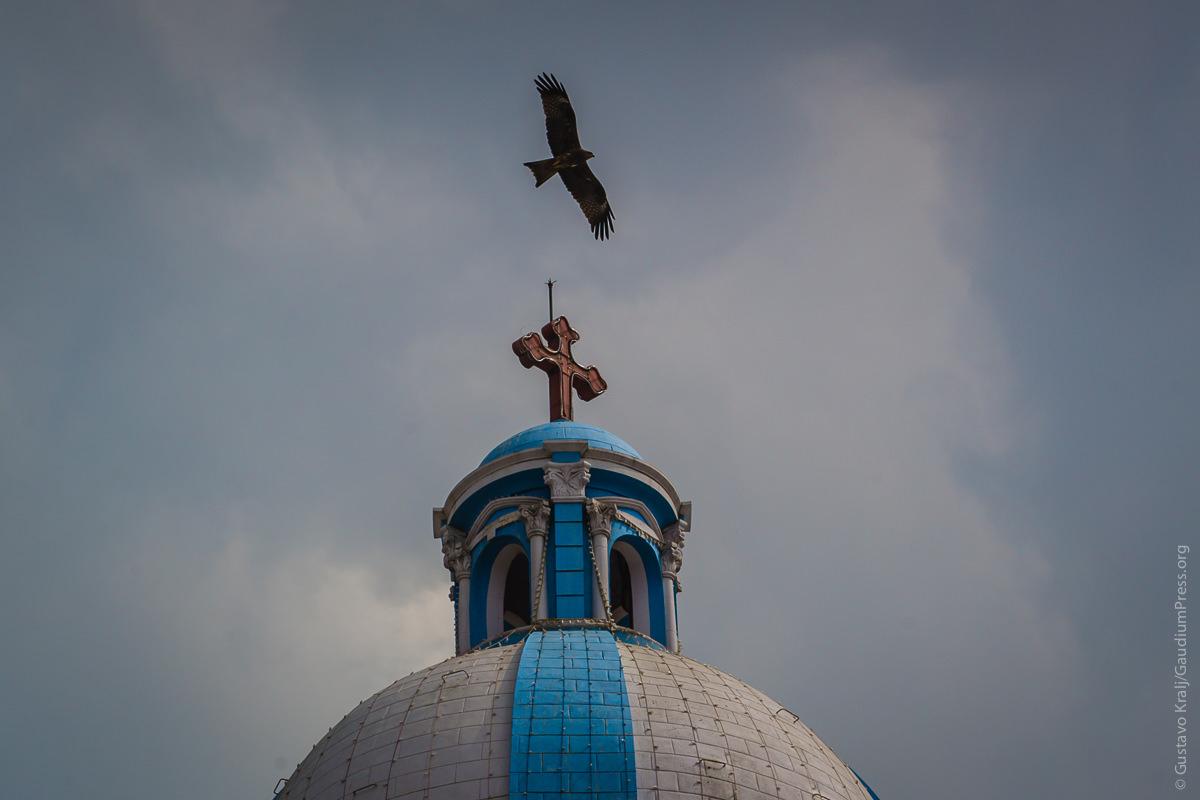 India: Catedral de Bangalore. Foto: Gustavo Kralj/GaudiumpressImages.com