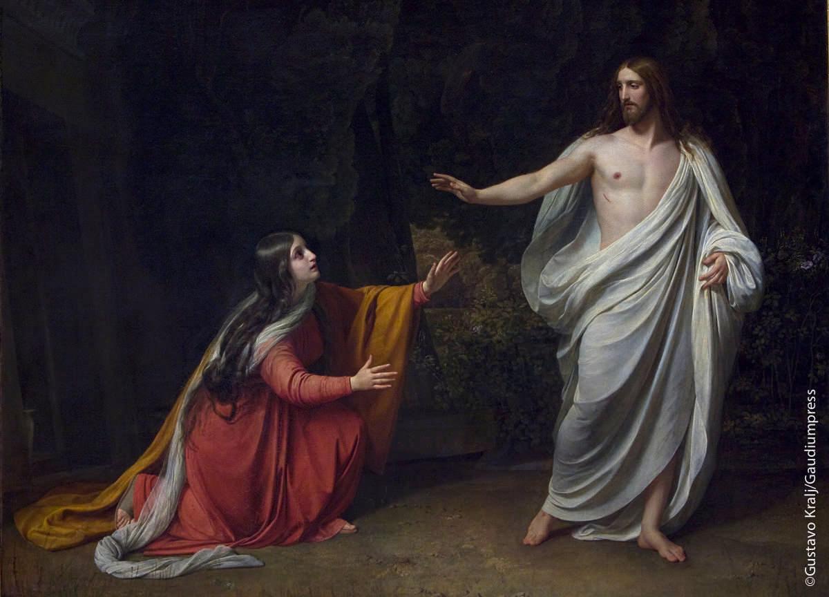 Jesús y Maria Magdalena por AA Ivanov - Museo Estatal Ruso, San Petesburgo. (Foto: Gustavo Kralj/GaudiumpressImages.com)