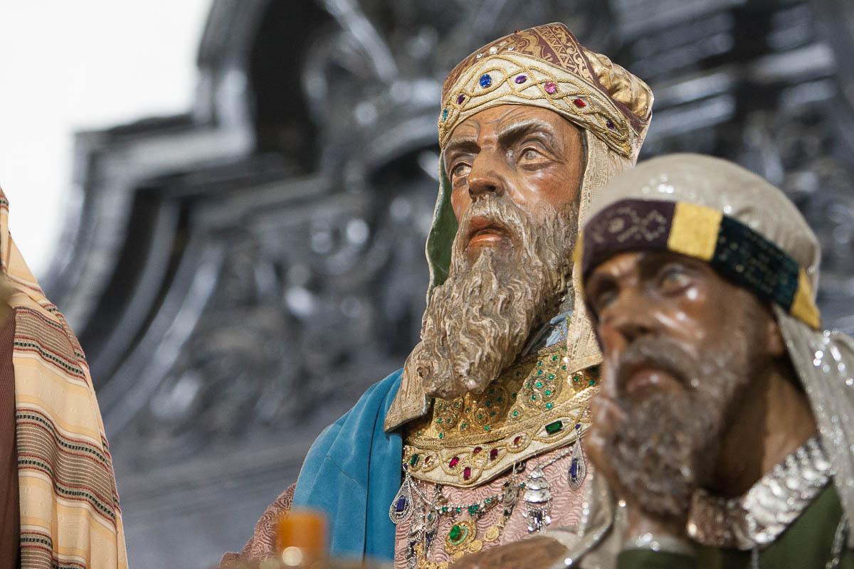 Sevilla, España: Fariseos. Foto: Gustavo Kralj/GaudiumpressImages.com