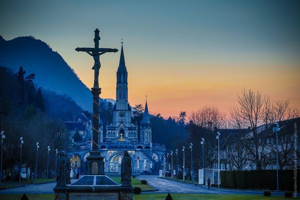 Lourdes, Francia. Foto: Gustavo Kralj/GaudiumpressImages.com