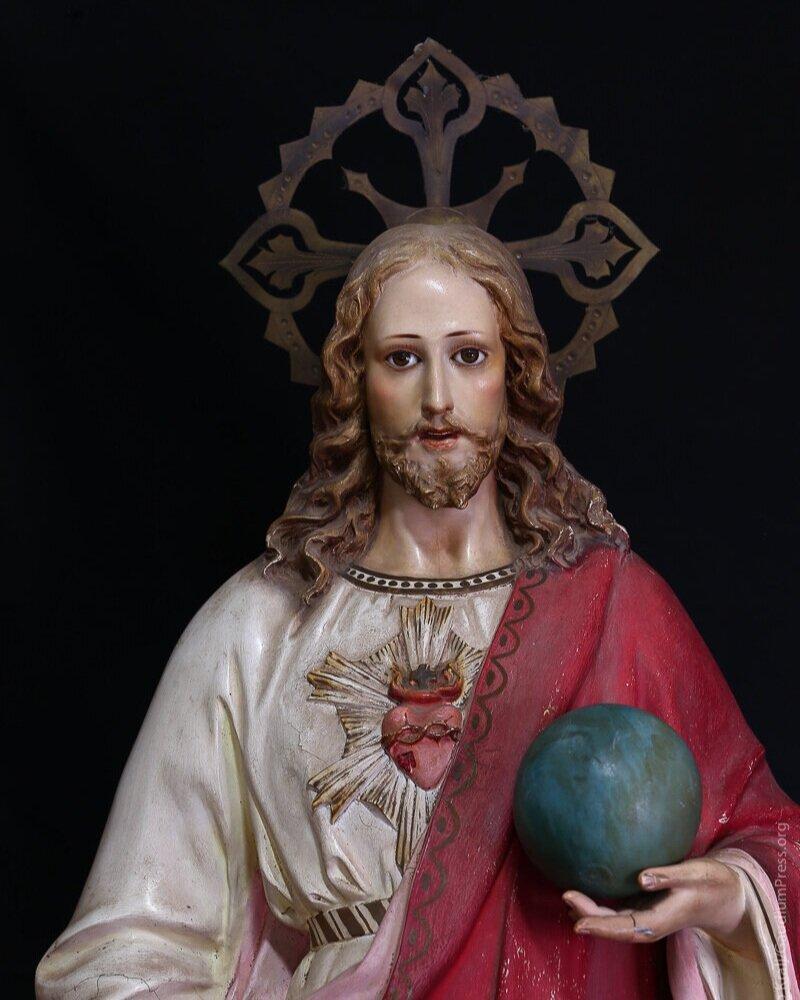 Goa, India: Sagrado Corazón de Jesús. Foto: Gustavo Kralj/GaudiumpressImages.com