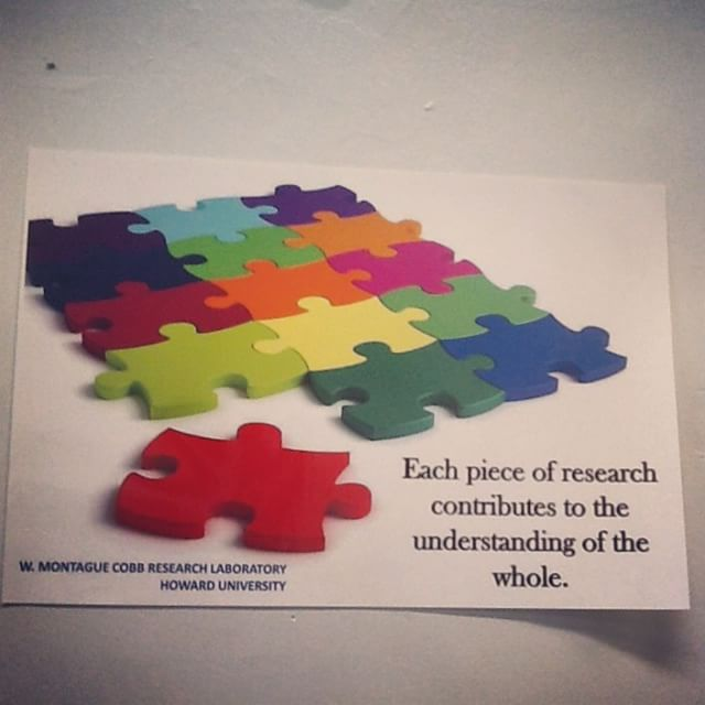 The foundation of why we do research. Cobb Research Lab