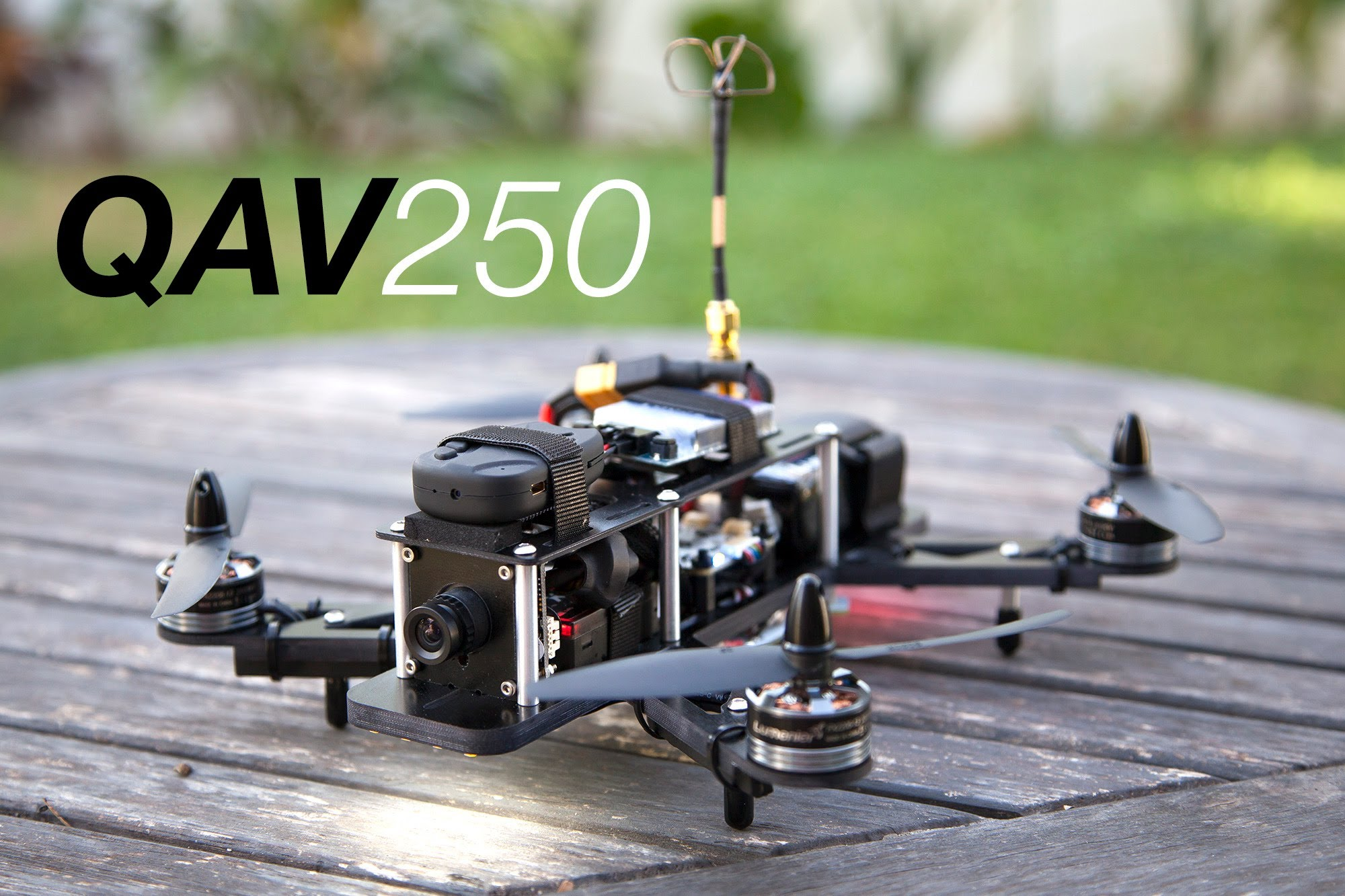 A little different but still in this category, the Lumenier QAV250 has enjoyed immense success as an FPV racing platform. Videos recorded from these are typically fast-paced and aerobatic. While, these are typically more of a Do-it-yourself kit option, plenty of resources abound on building one. It is worth noting Lumenier sells 500-sized quads (and other sizes) as well.