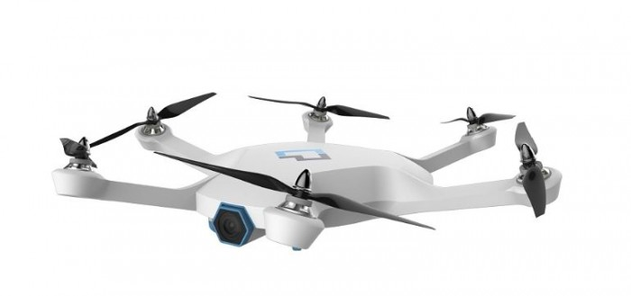 The CyPhy Lvl 1 is hoping to capitalize on being started by one of the co-founders of iRobot (the Roomba folks) and is planning to bring this consumer-friendly drone to market for around $500 in early 2016