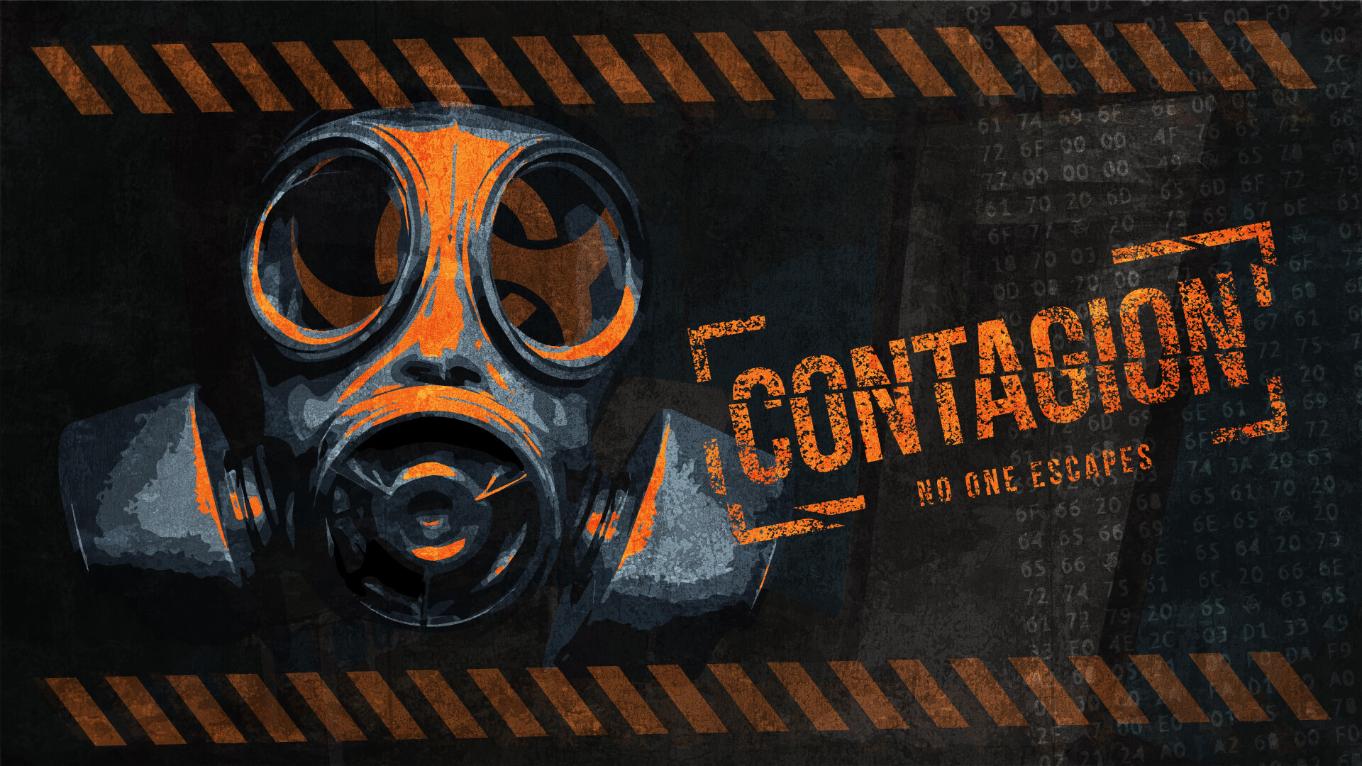 Contagion - Do you and your team have what it takes to break the codes, find the clues, solve the puzzles and escape the room with the antidote before your 60 minutes runs out?