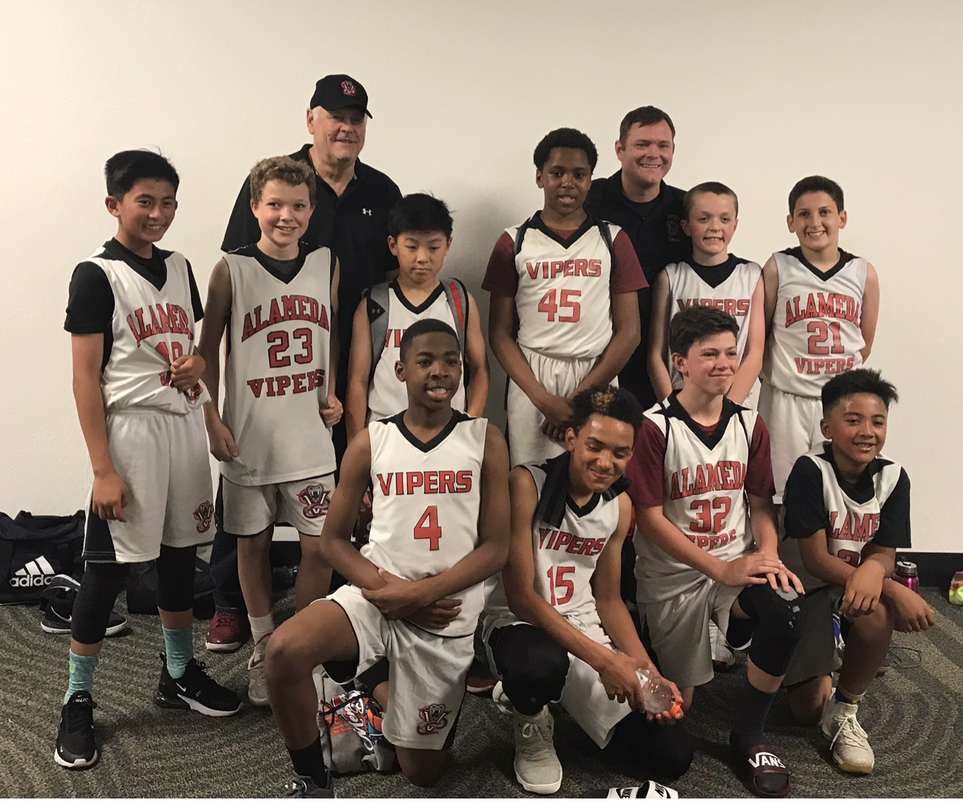 6th Grade Vipers - Team Rendle