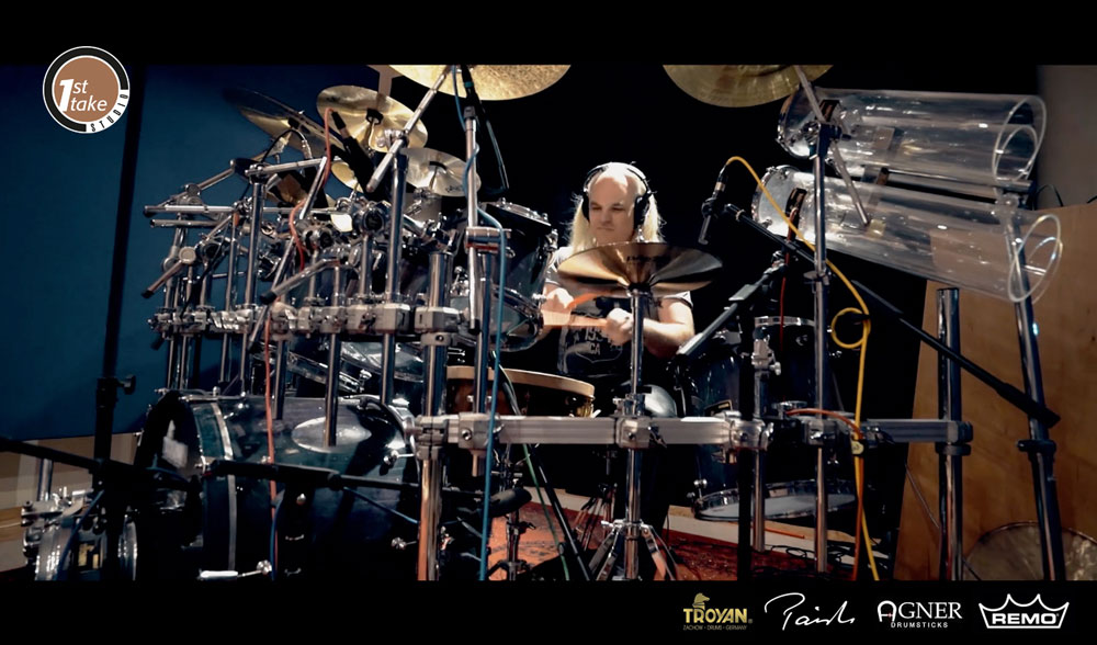 Carsten Enghardt Drums