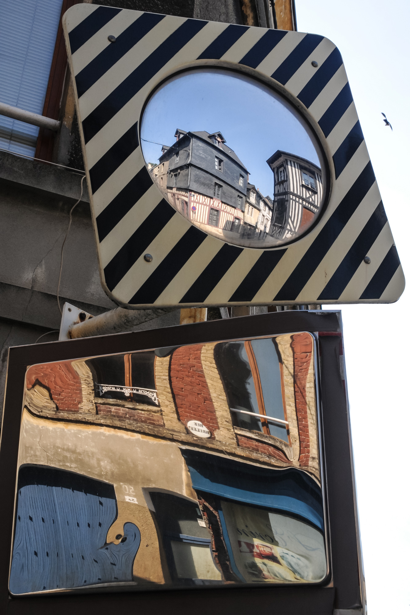 Mirror, Mirror (Honfleur, France)