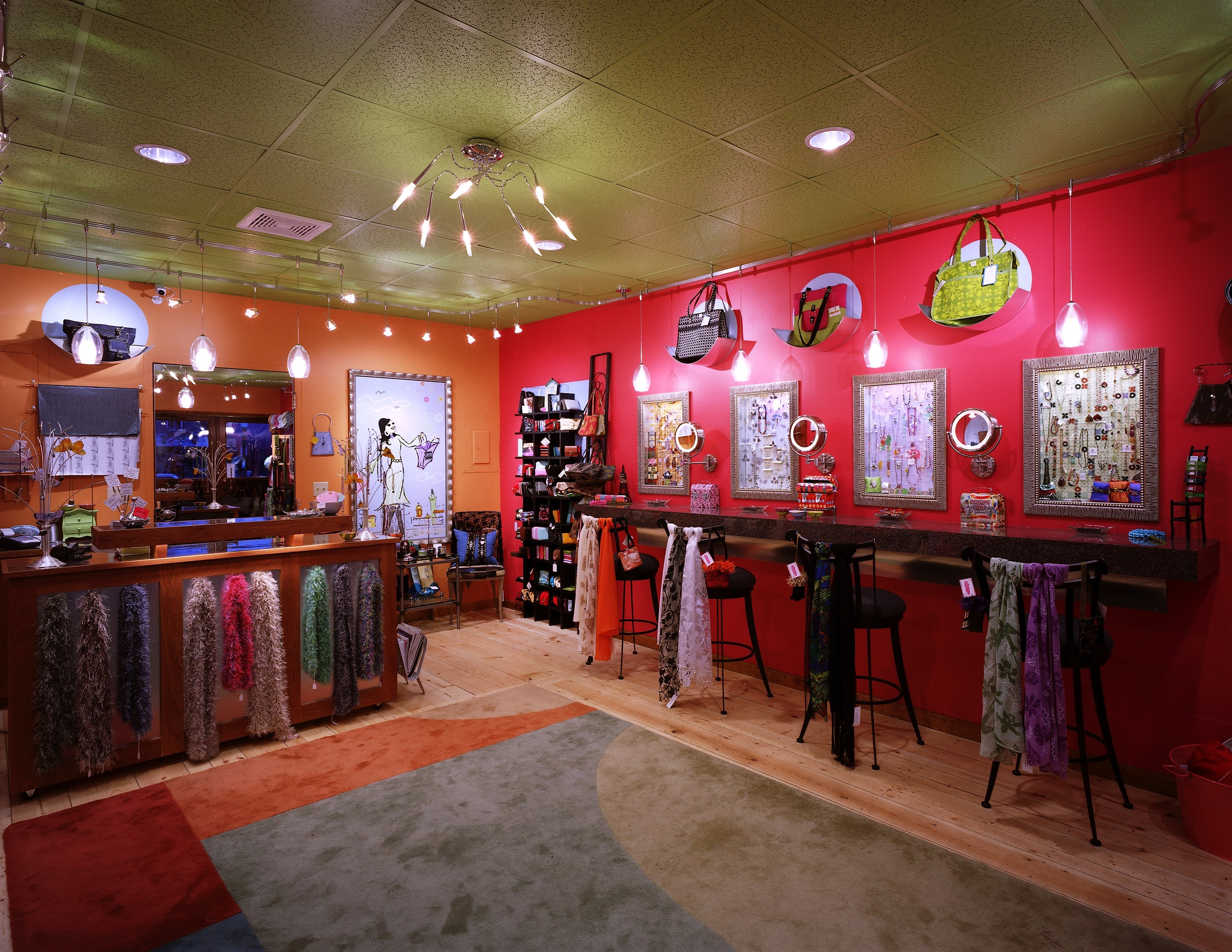 Lavish Retail Store