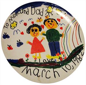 """Plate"" (1982)"