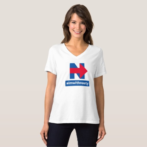 Bella+Canvas Relaxed Fit V-Neck T-Shirt