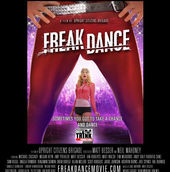 Freakdance Movie Poster