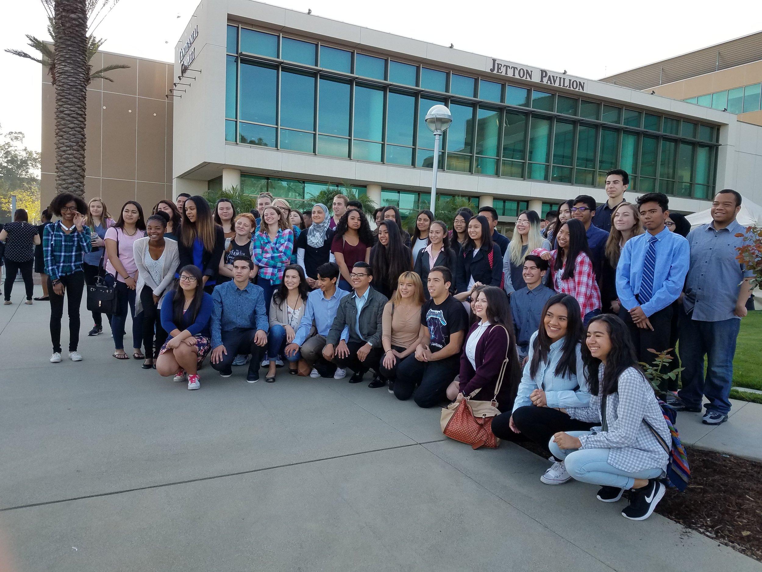 HPC 2017 Group photo 1