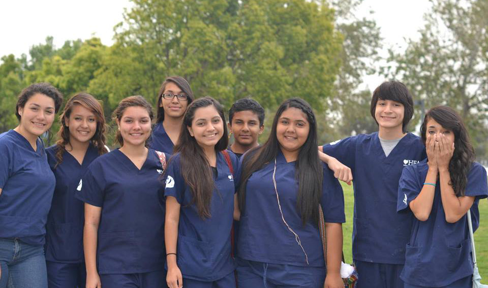 IHPC LIFE Students proudly serving the residents of the Inland Empire Region of Southern California.