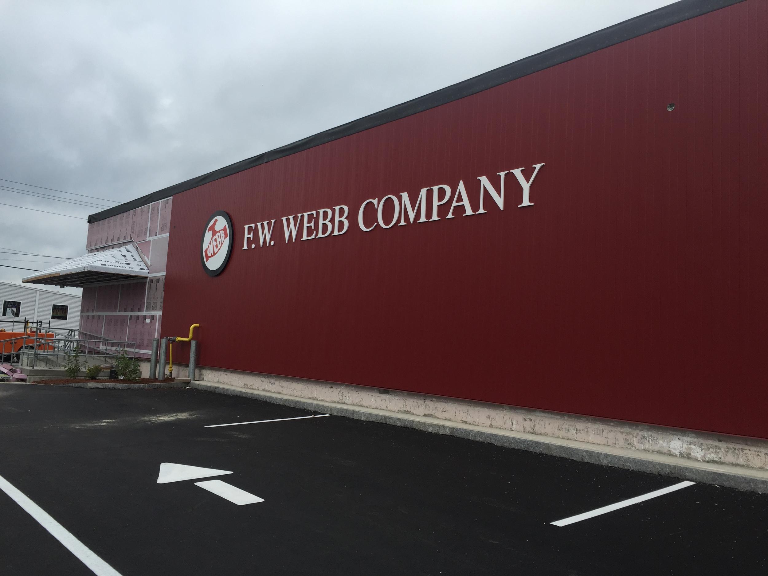 F W Webb Company Manchester Nh