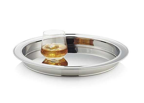 Easton Stainless Steel Serving Tray