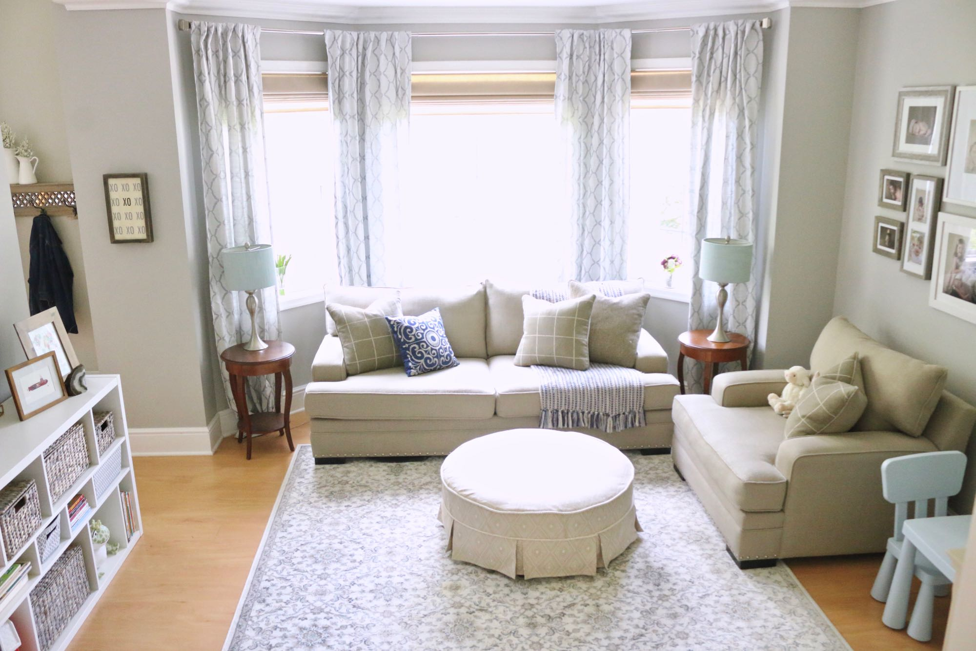 Traditional Play & Living Room