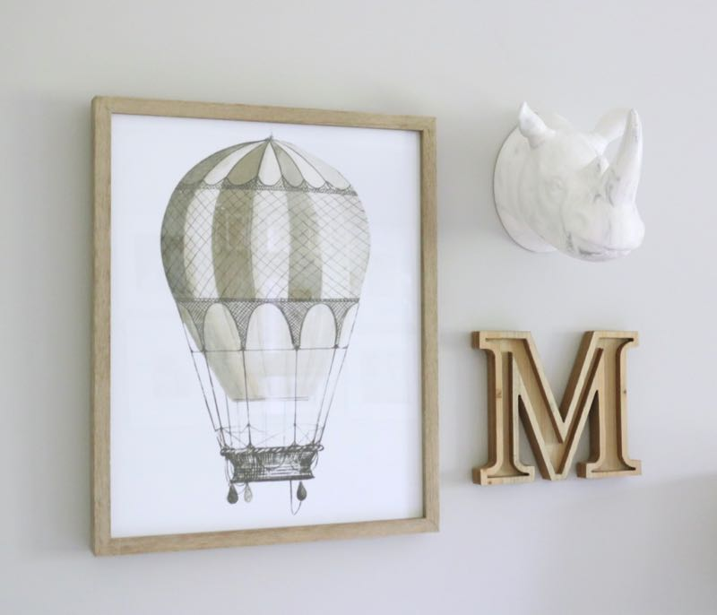 Traditional Play Room Balloon Print