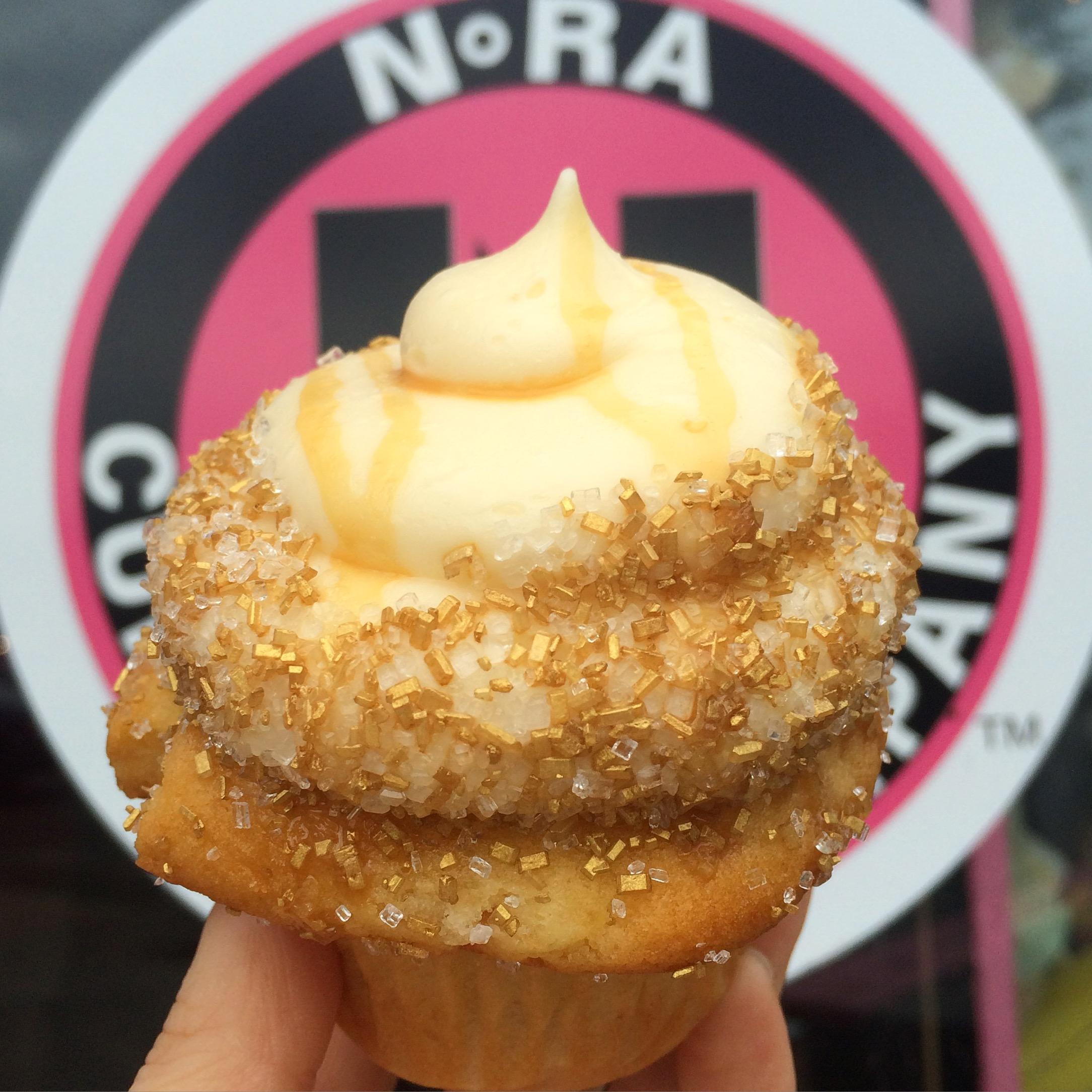 CT Eats Out Nora Cupcake