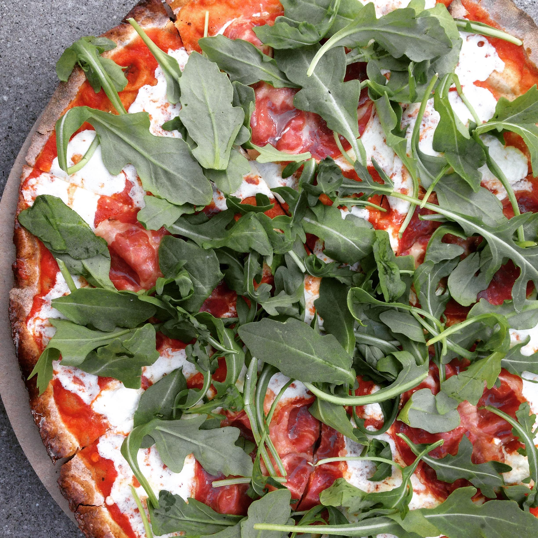 Posh Tomato Pizza