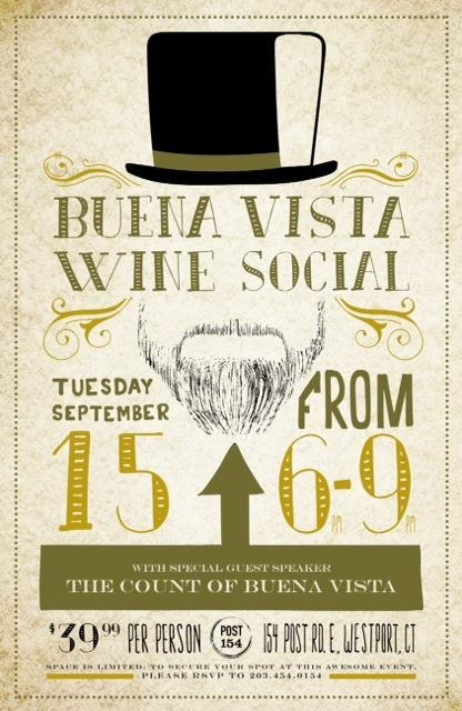 Buena Vista Wine Social at Post 154